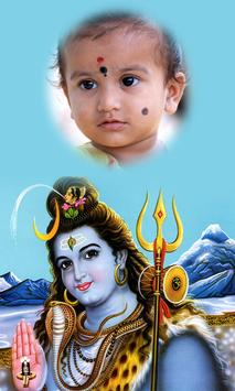 Lord Shiva Photo Frames apk screenshot