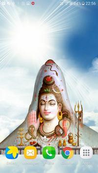 Lord Shiva Live wallpaper screenshot 1