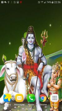 Lord Shiva Live wallpaper screenshot 6