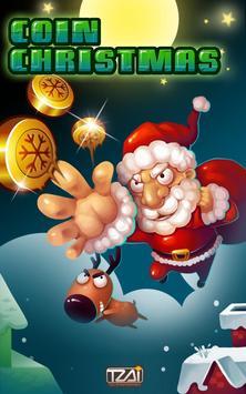 Coin Christmas poster