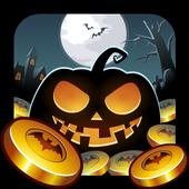 Halloween Coin icon