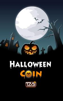 Halloween Coin poster