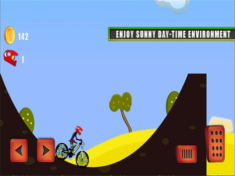 Crazy Mountain Bike Stunts Pro screenshot 15