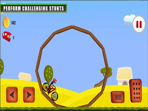 Crazy Mountain Bike Stunts Pro screenshot 13