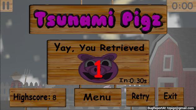 Tsunami Pigz apk screenshot