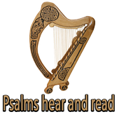 Psalms hear and read icon