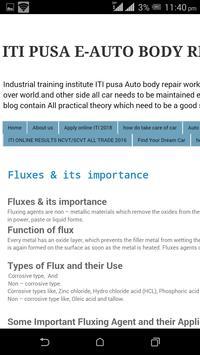 Auto Body Repair Technology screenshot 2