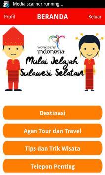 Jelajah Sulawesi Selatan poster