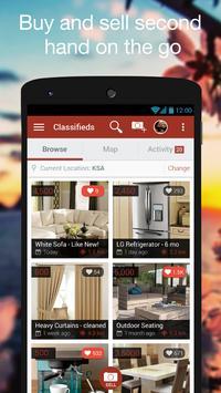 Classifieds Oman: Homewares poster
