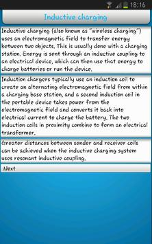 Inductive Charging poster