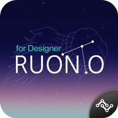 루온토(RUONTO)  디자이너. 적립,쿠폰 모두 OK icon