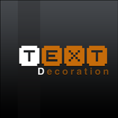 Text Style icon
