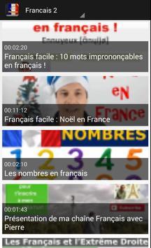 Ta3lim Francais screenshot 5