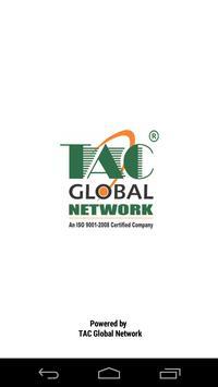 TAC Global Network poster