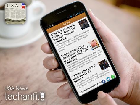 USA News apk screenshot