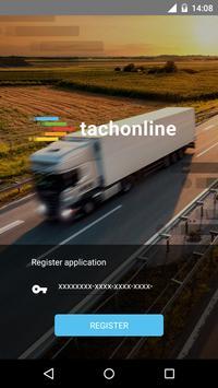 Tachonline DriverPal screenshot 1