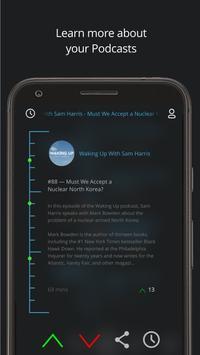 Tackta  |  Free Podcasts & Audio for any interest apk screenshot