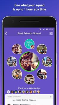 Squad - Snaps for Groups poster