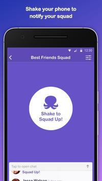 Squad - Snaps for Groups apk screenshot