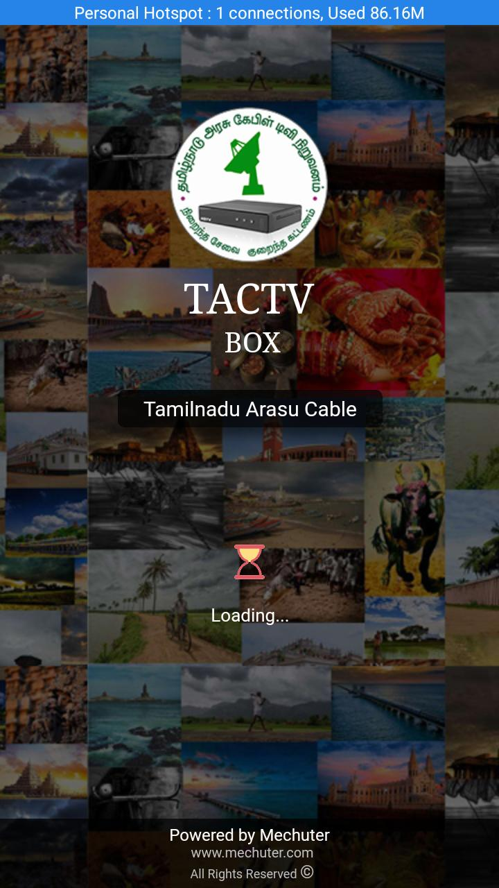 Sms tactv login