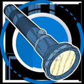 Tactical Flashlight Widget icon