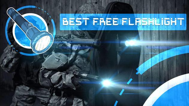 Tactical Flashlight Widget apk screenshot