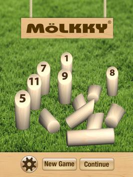 Mölkky Game Tracker apk screenshot