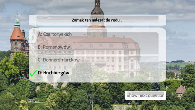 Polska, Gra Quizowa Ekran Görüntüsü 4