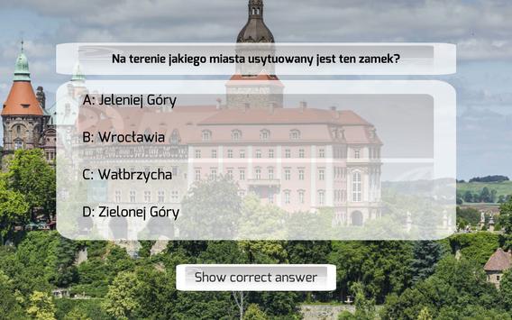 Polska, Gra Quizowa Ekran Görüntüsü 6