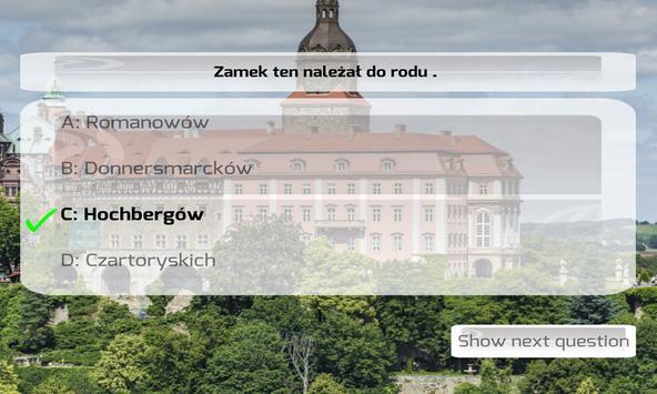 Polska, Gra Quizowa screenshot 1
