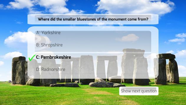 UK Trivia Extension screenshot 1