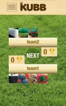 Kubb Game Tracker screenshot 6