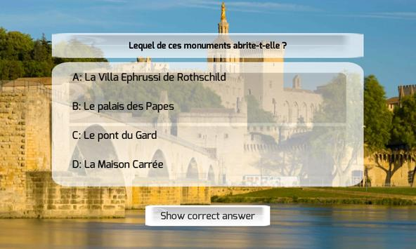 France Quiz Extension poster