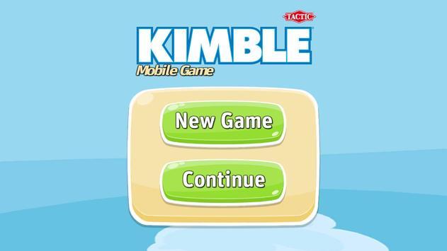 Kimble Mobile Game poster