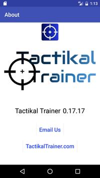 Tactikal Trainer apk screenshot