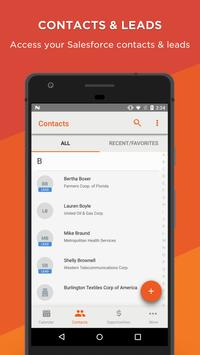 Tact Sales Assistant apk screenshot