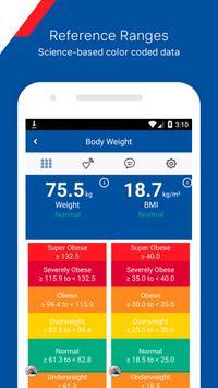 HealthLook screenshot 1