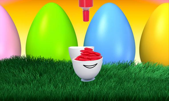 Learn Colors Surprise Eggs apk screenshot