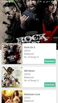 AurSuna - Bollywood Songs apk screenshot