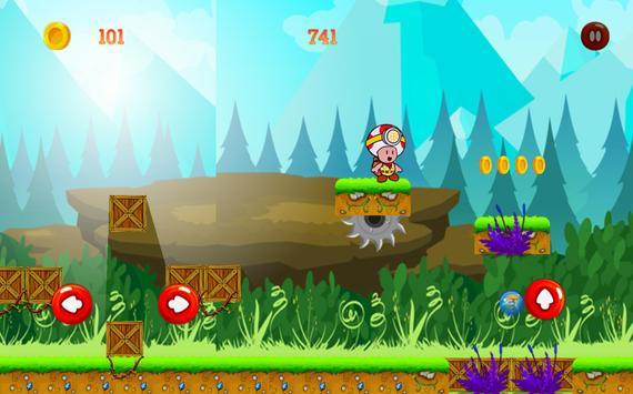 captain adventure toad screenshot 5