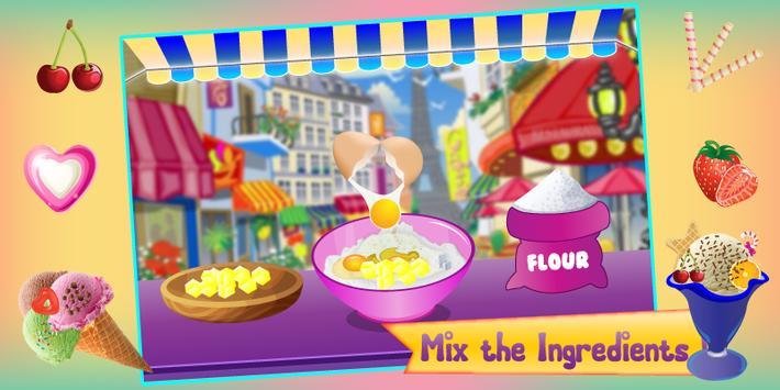 Ice Cream - Kids Cooking Game apk screenshot