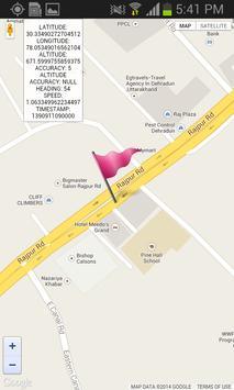 Locator poster