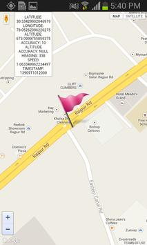 Locator apk screenshot
