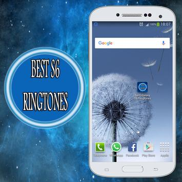 Best Galaxy S6 Ringtones poster