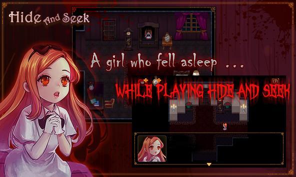 HideAndSeek[Story of Dorothy] screenshot 3