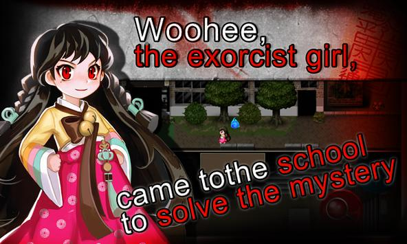 The Exorcist[Story of School] apk screenshot