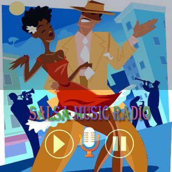 Salsa Music Radio poster