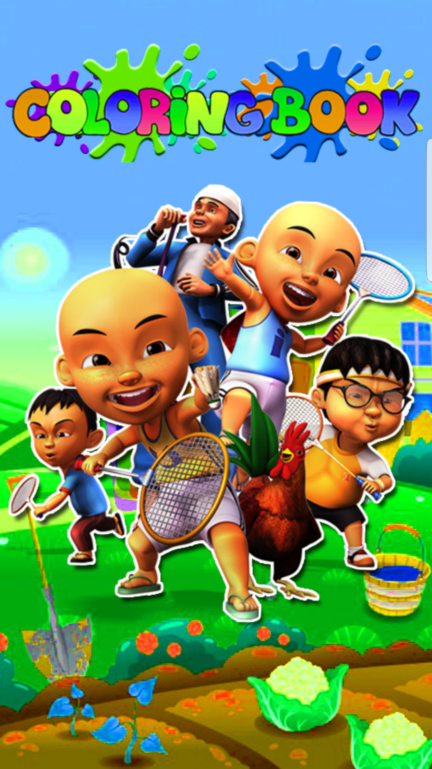 New Colouring Upin Ipin For Android Apk Download