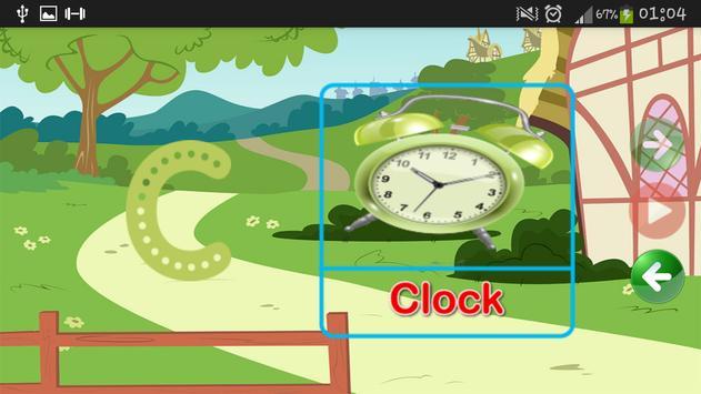 Learning Kids alphabet numbers screenshot 3