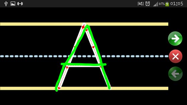 Learning Kids alphabet numbers screenshot 5